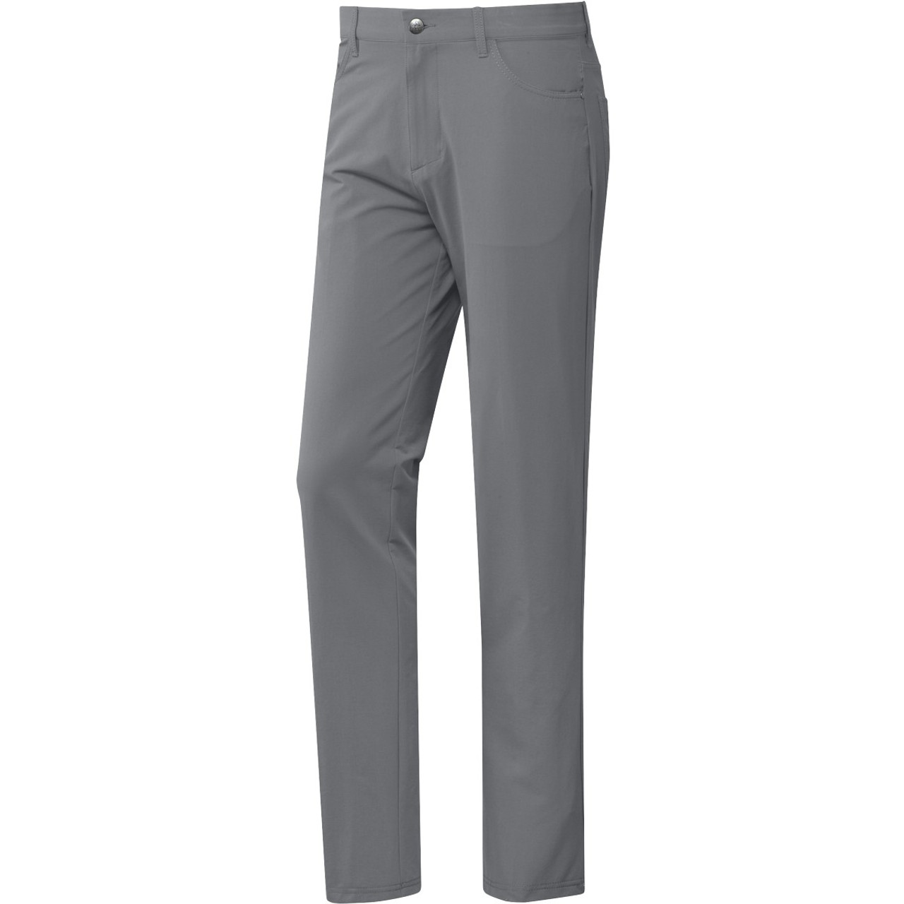 Adidas GO-TO Five Pocket Pants- Grey Three