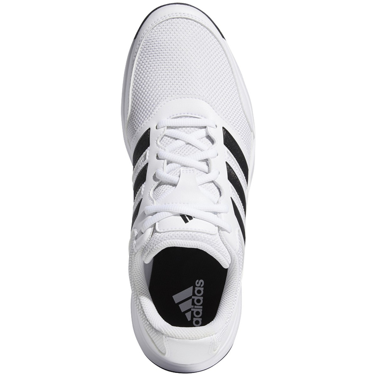 Adidas Tech Response 2.0 Golf Shoes - White / Black / White