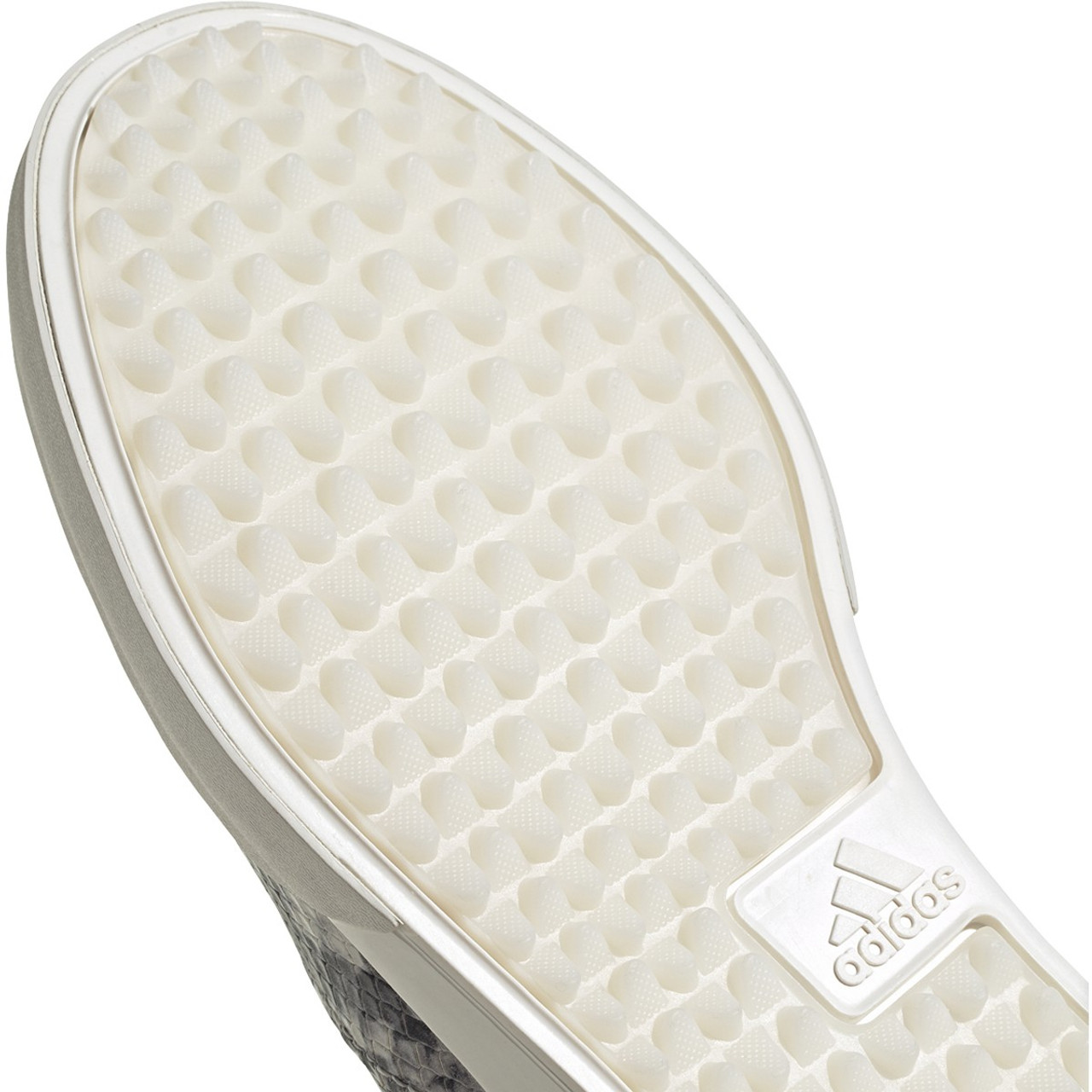 Adidas Womens Adicross Retro Golf Shoes- Chalk White / Grey Four / White