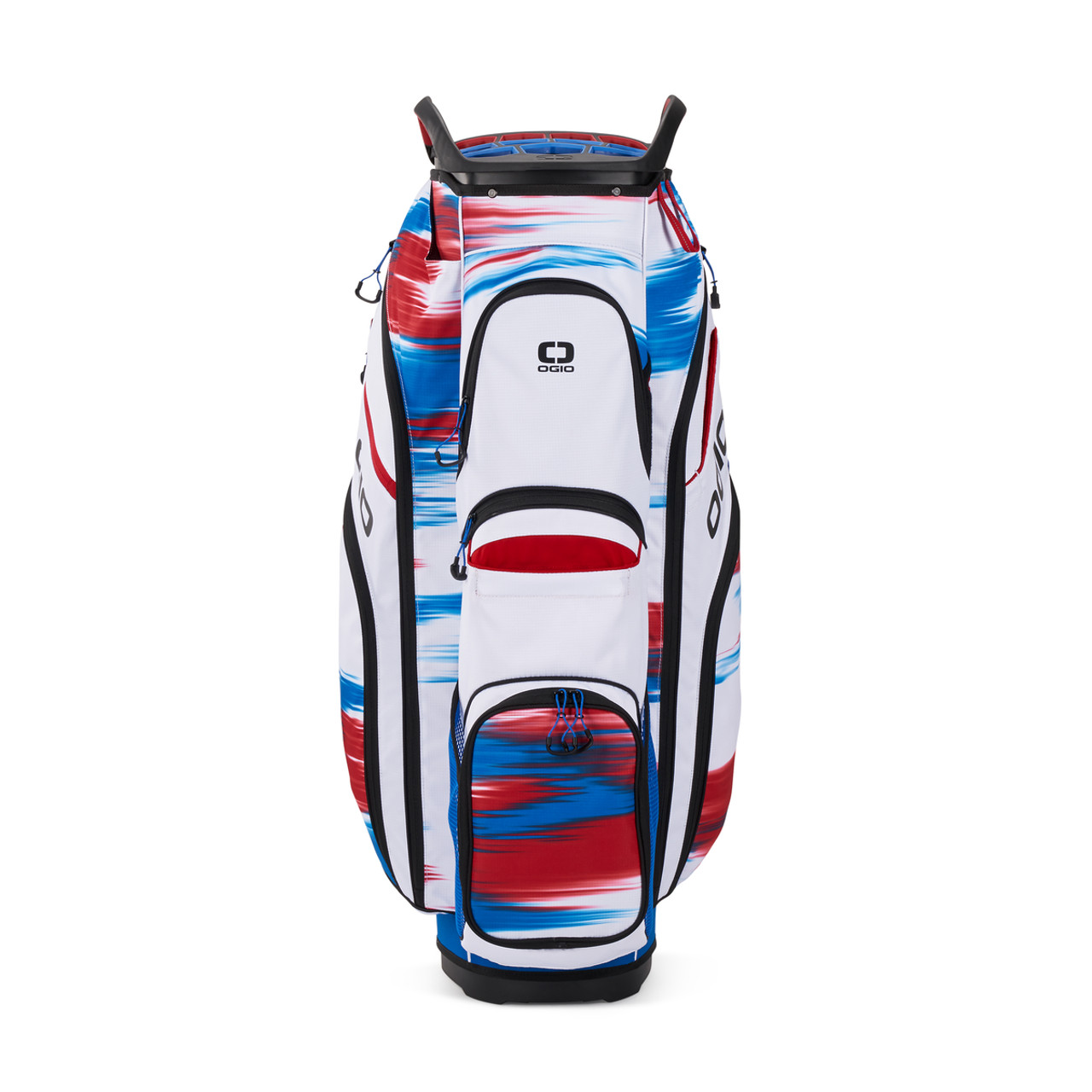 Ogio Woode Cart Bag - Radar Waves