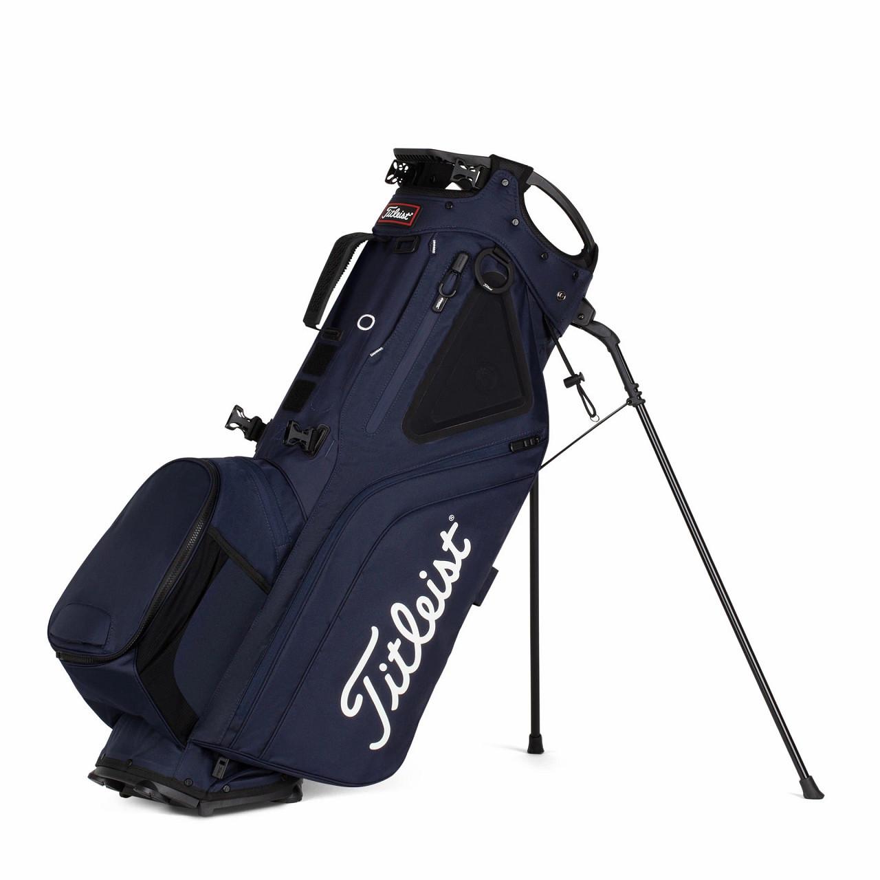 Titleist Hybrid 5 Golf Bag 2021 - Navy
