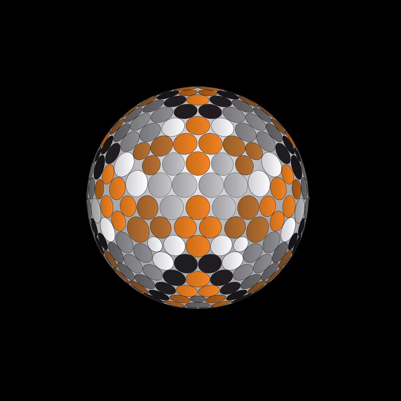 Titleist Pro V1 Dozen Golf Balls 2021 - Dimple Pattern