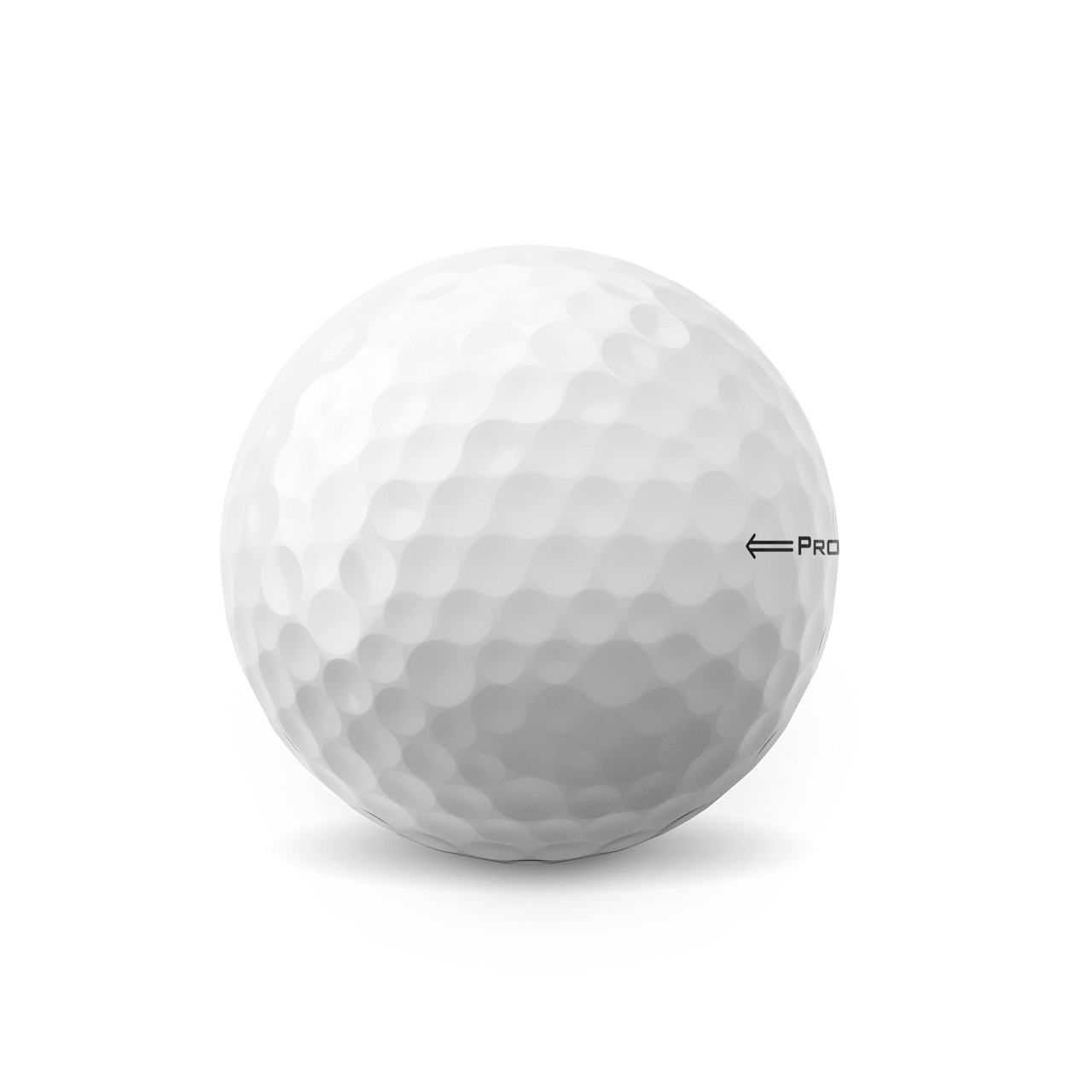 Titleist Personalized Pro V1x Dozen Golf Balls 2021 - Low Numbers (#1 - #4)