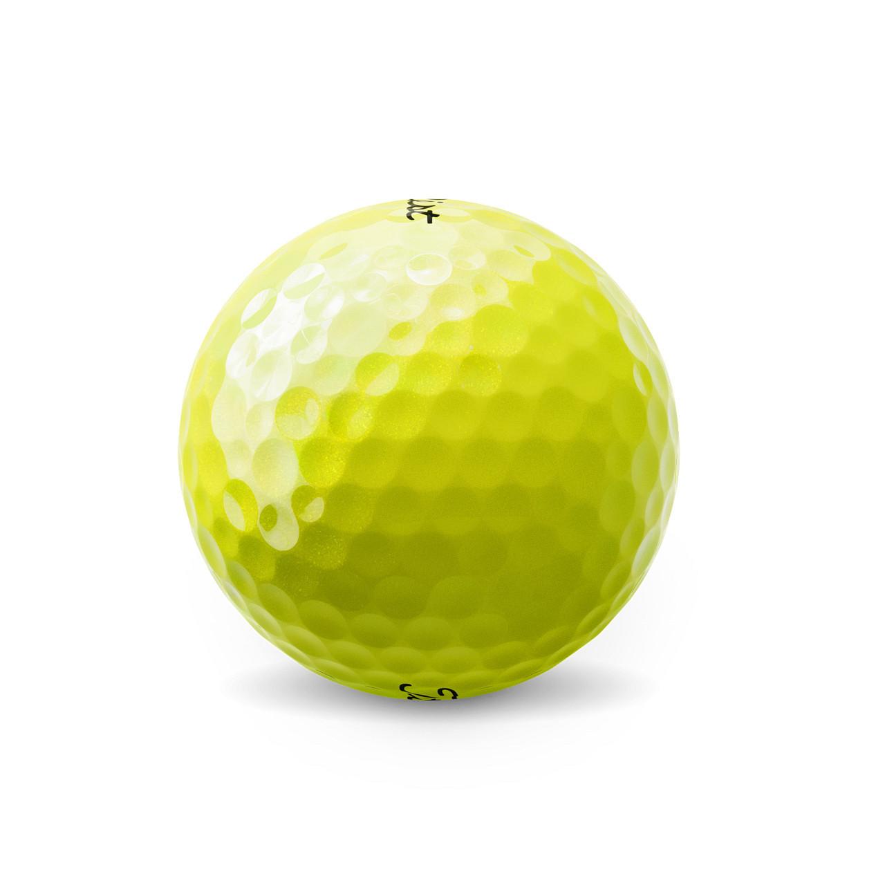 Titleist Pro V1X Yellow Dozen Golf Balls 2021