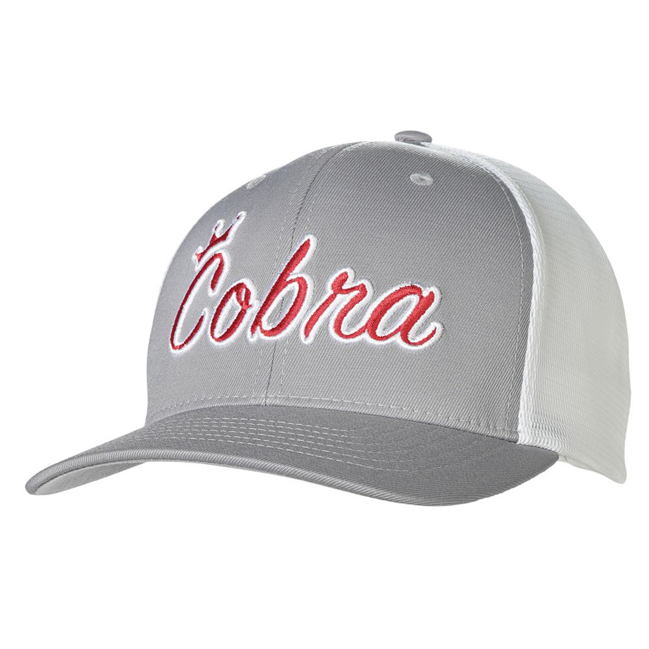 Cobra Crown C Trucker Snapback Cap - High Rise