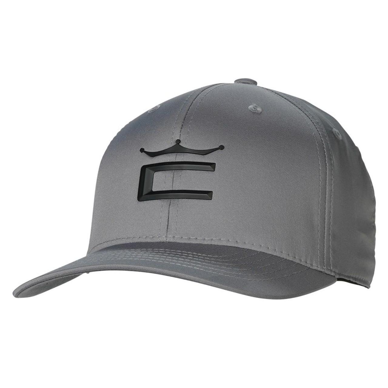 Cobra Tour Crown 110 Cap - Quiet Shade / Black