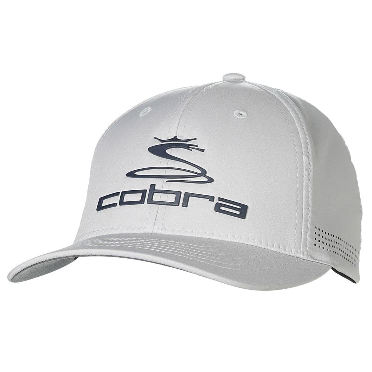 Cobra Pro Tour Stretch Fitted Cap - High Rise