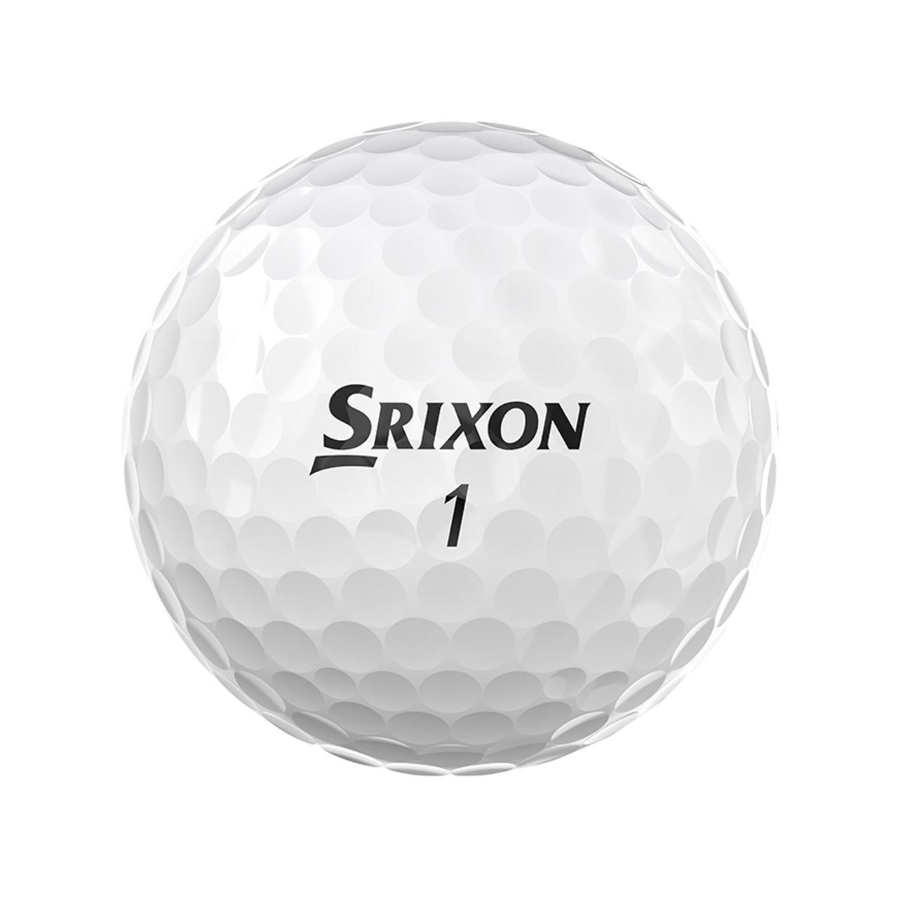 Srixon Z-Star 7 Personalized Golf Balls Dozen - White