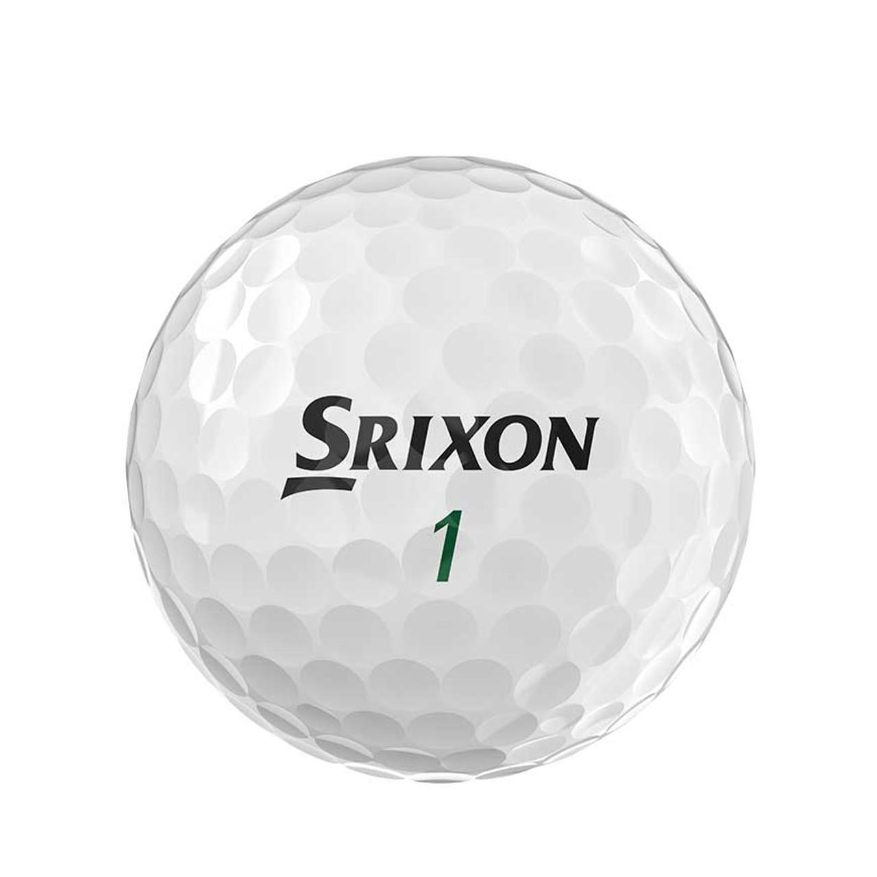 Srixon Soft Feel 12 Dozen Golf Balls - White