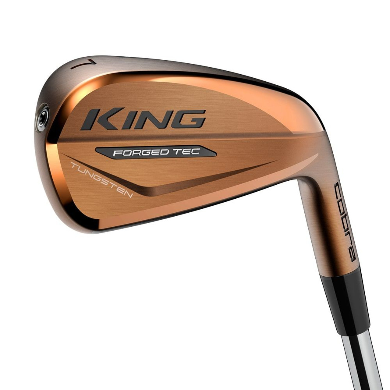 Cobra King Forged TEC Copper Iron Sets