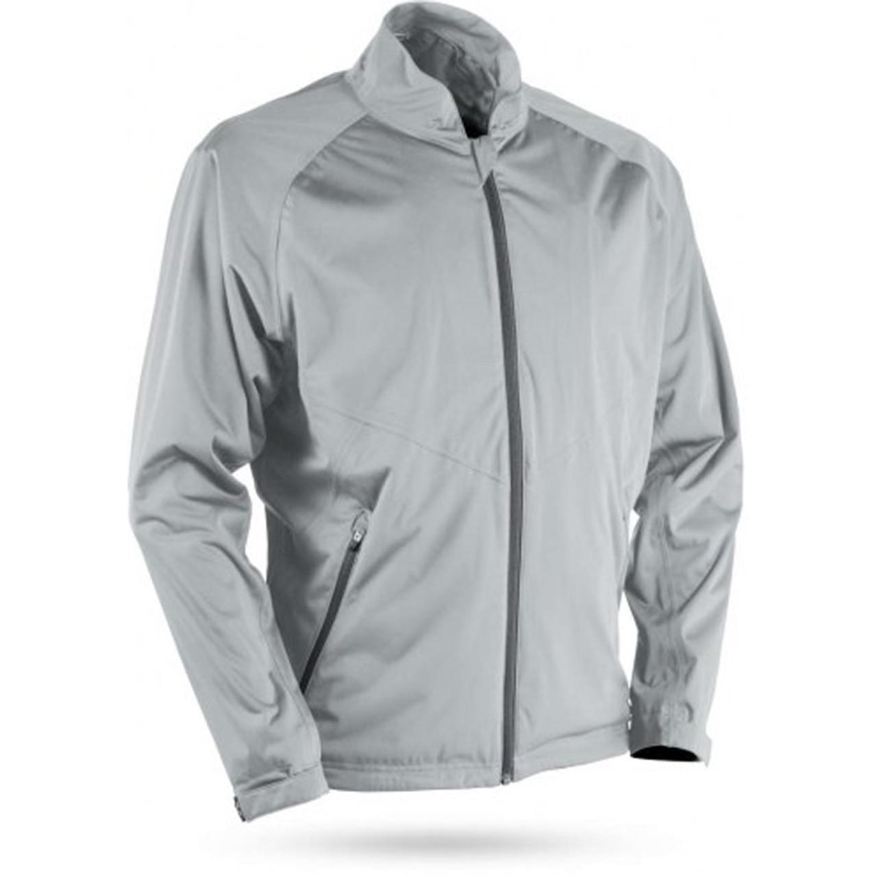 Sun Mountain RainFlex Elite Jacket - Platinum