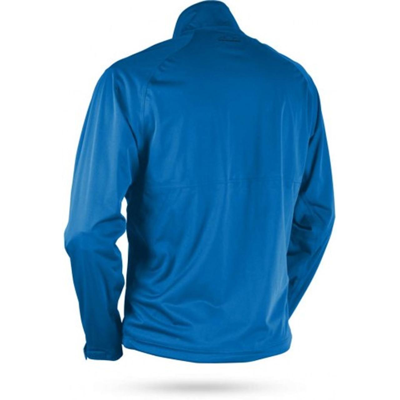 Sun Mountain RainFlex Long Sleeve Pullover - Royal