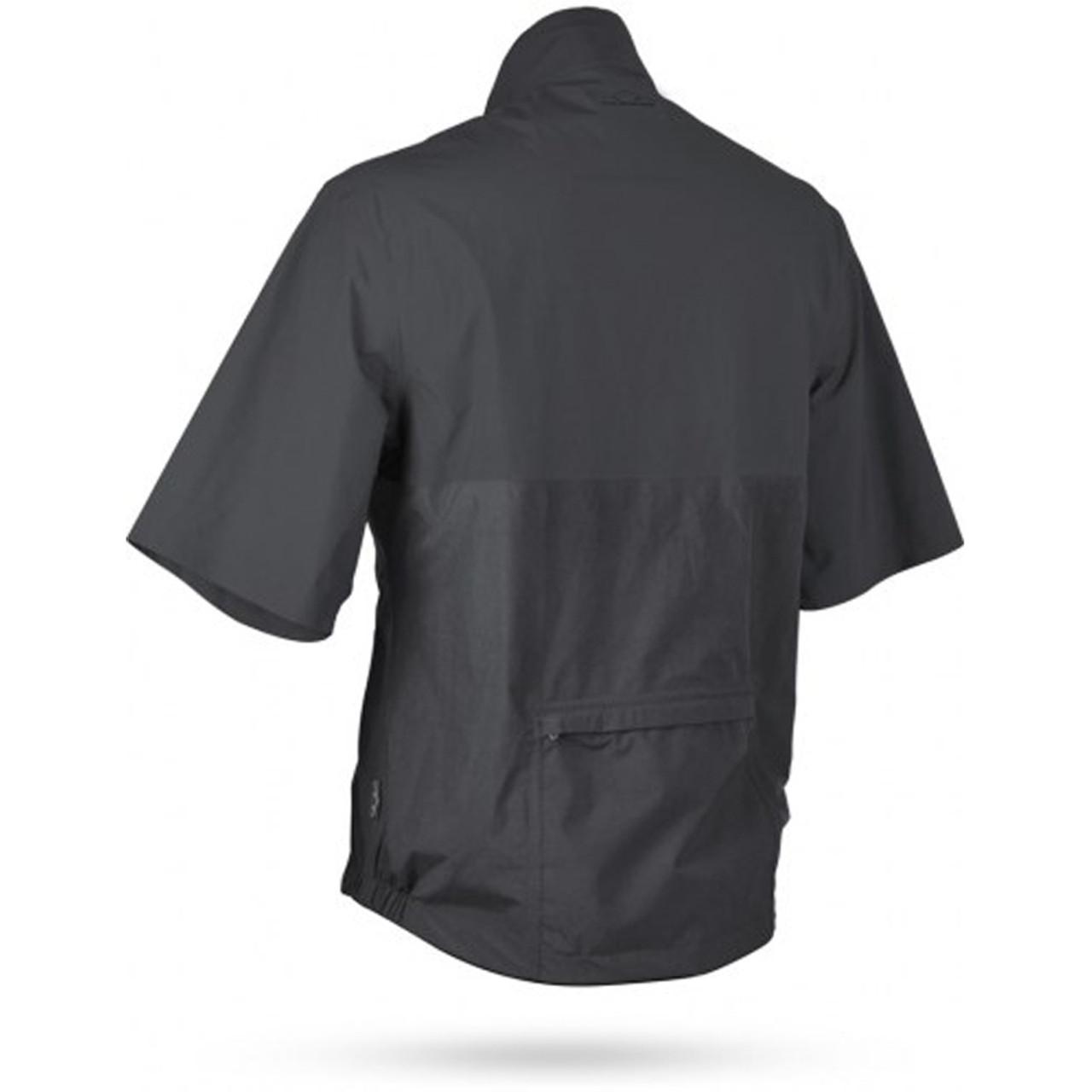 Sun Mountain Monsoon Short Sleeve Pullover - Steel