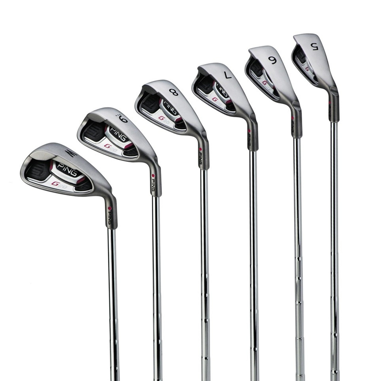 Ping G20 Individual Irons and Wedges