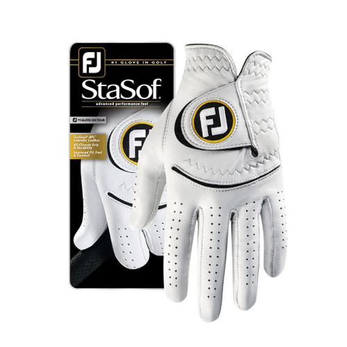 FootJoy Mens StaSof Golf Gloves Clearance