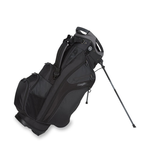 BagBoy Chiller Hybrid Stand Bag - Black / Charcoal