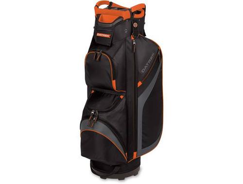 Black / Charcoal / Orange