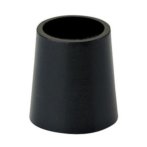 "Golf Club 1/2"" Tall x .350 Black Wood Ferrule - Dozen"