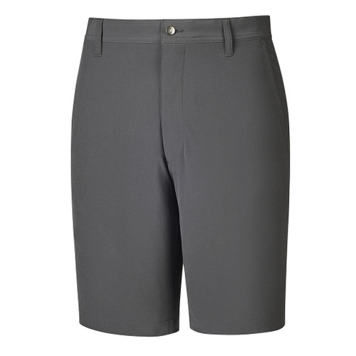 FootJoy Lightweight Performance Golf Shorts - Charcoal (23940)