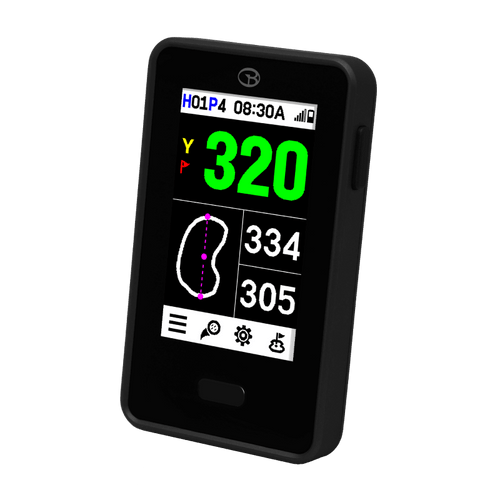 GolfBuddy VTX Talking Golf GPS