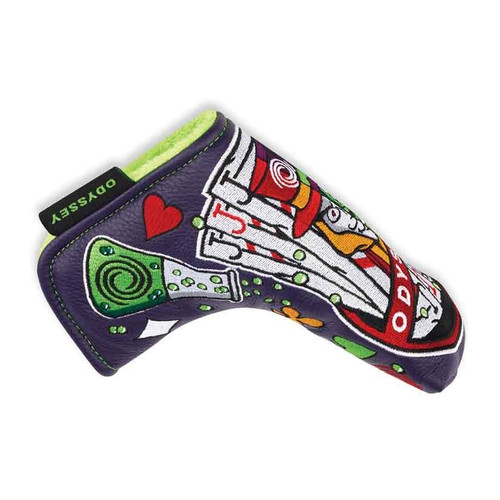 Odyssey No 3 Jacks Blade Putter Covers