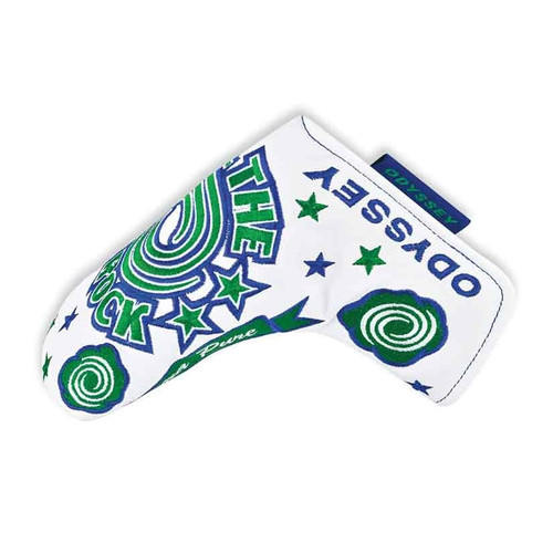 Odyssey Roll The Rock Blade Putter Covers