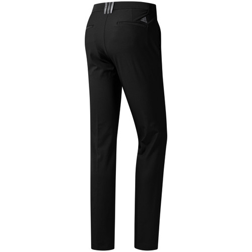 Adidas Ultimate 365 3-Stripe Classic Pants - Black