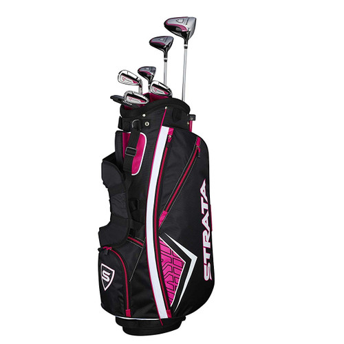 Callaway Strata Womens 11 Piece Golf Set
