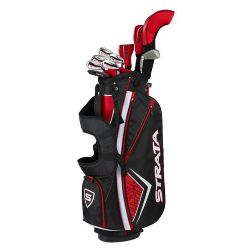 Callaway Strata Plus 14 Piece Mens Golf Set