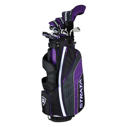 Callaway Strata Ultimate 16 Piece Womens Golf Set