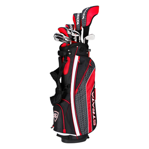 Callaway Strata Tour 16 Piece Mens Golf Complete Set