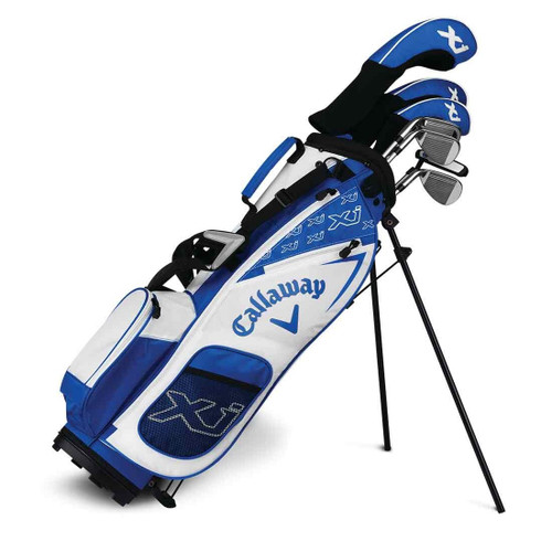 Callaway XJ-1 4 Piece Junior Golf Set - White