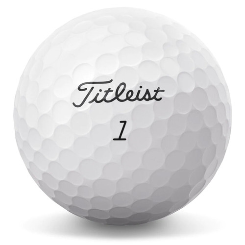 Titleist Personalized AVX Dozen - White