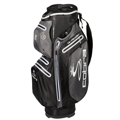 Cobra UltraDry Cart Bag - Black