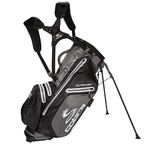 Cobra UltraDry Stand Bag - Black