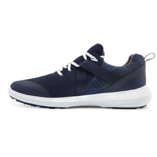 FootJoy FJ Flex Golf Shoes - Navy (56102)