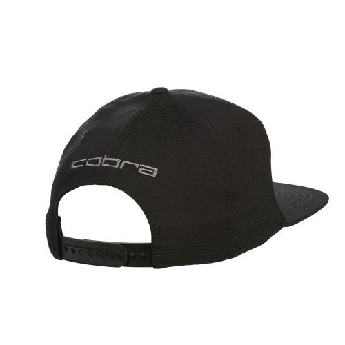 Cobra Tour Snake Snapback Caps - Black