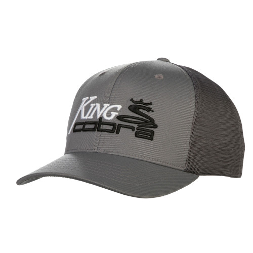 Cobra KING Trucker Snapback Cap - Quiet Shade