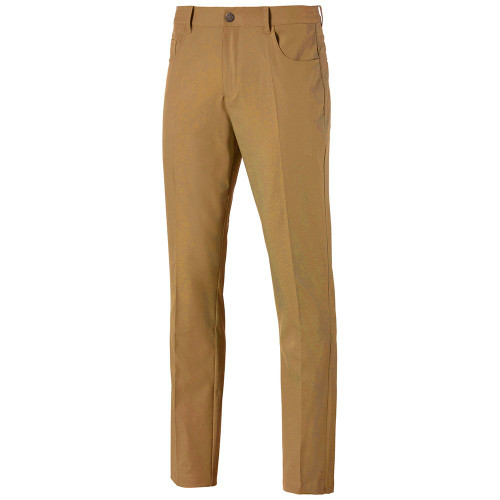 Puma Jackpot 5 Pocket Pants -  - Antique Bronze