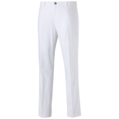 Puma Jackpot Golf Pants - Bright White