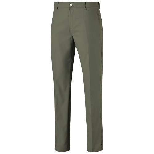 Puma Jackpot Golf Pants - Deep Lichen Green