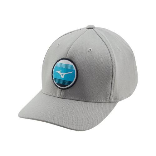 Mizuno 919 Snapback Cap - Grey