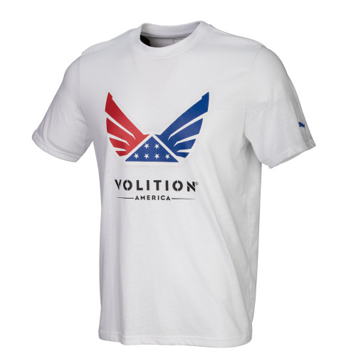 Puma Volition Tee - Bright White