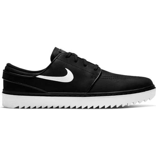 Nike Janoski G Golf Shoes - Black / White