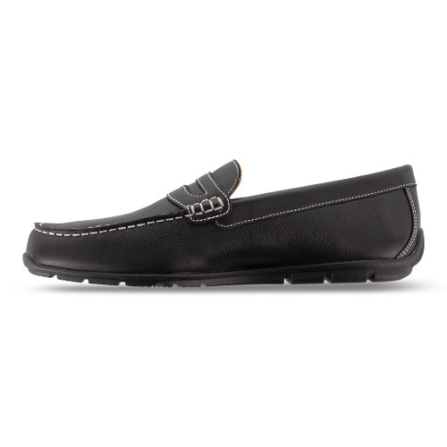 FootJoy Club Casuals Penny Loafers - Black (79065)