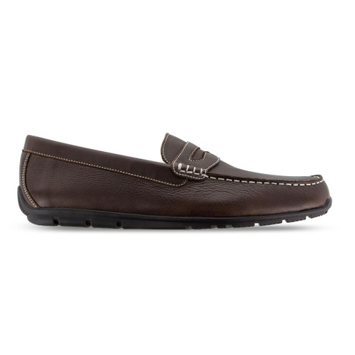 FootJoy Club Casuals Penny Loafers - Chestnut (79064)