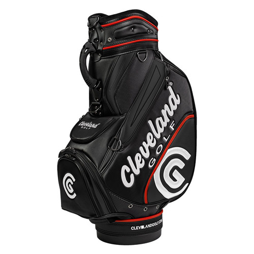 Cleveland CG Staff Bag 2020 - Black / Red