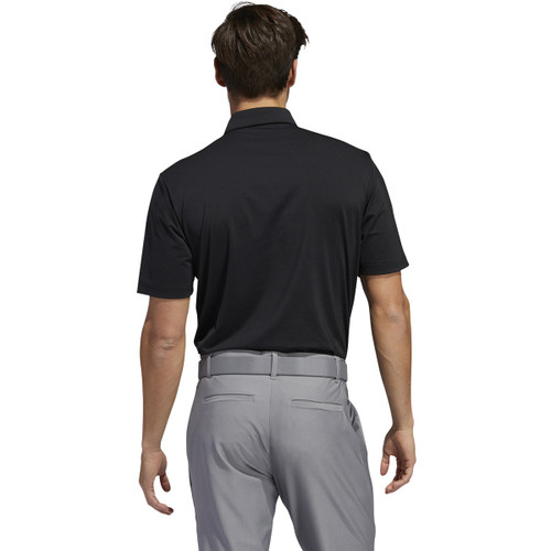 Adidas Ultimate 365 Solid Polo 2.0 - Black / Grey Four