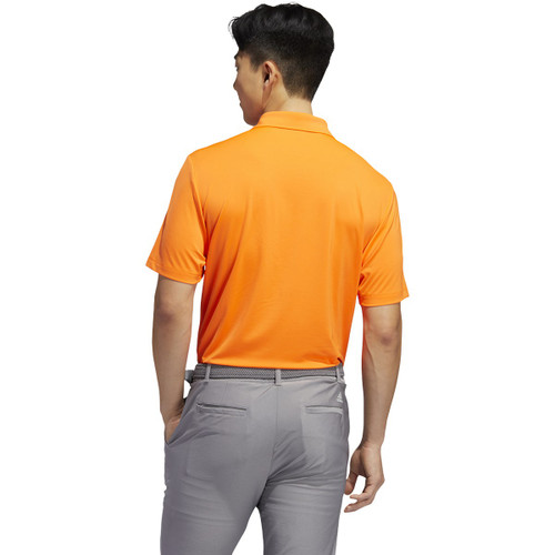 Adidas Ultimate 365 Solid Polo 2.0 - App Signal Orange