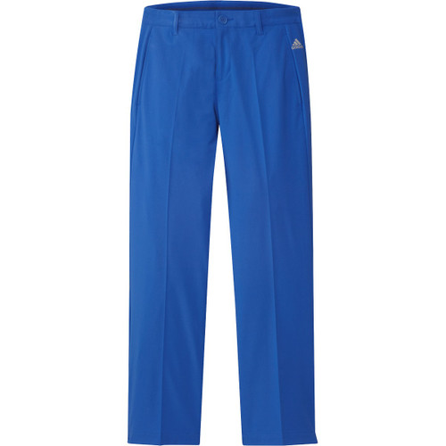 Adidas Boys Solid Pants - Glory Blue